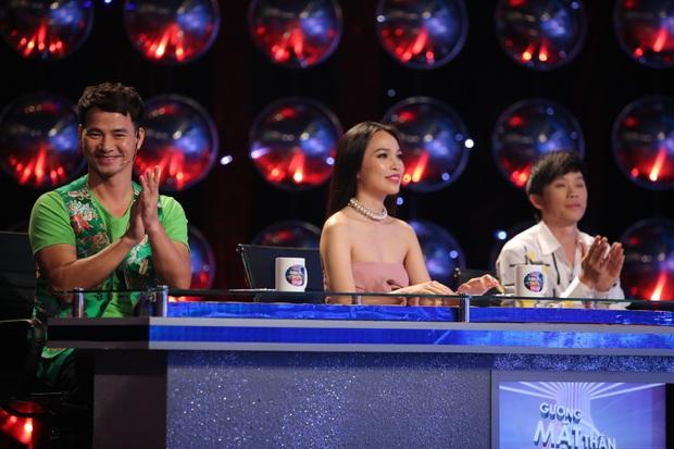 Ca nương nhỏ tuổi nhất Việt Nam gây choáng ngay tập mở màn Gương mặt thân quen nhí - Ảnh 2.