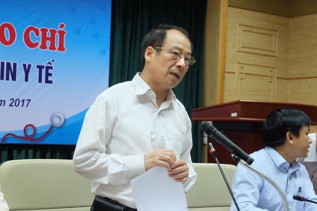 Phó viện trưởng viện Vệ sinh dịch tễ TƯ lên tiếng về việc phun thuốc nhưng muỗi không chết - Ảnh 2.