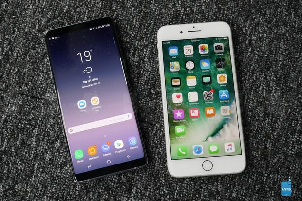 5 lý do fan cứng Apple cũng phải ghen tị với Samsung Galaxy Note8 - Ảnh 2.