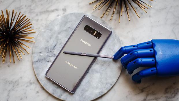 5 lý do fan cứng Apple cũng phải ghen tị với Samsung Galaxy Note8 - Ảnh 3.