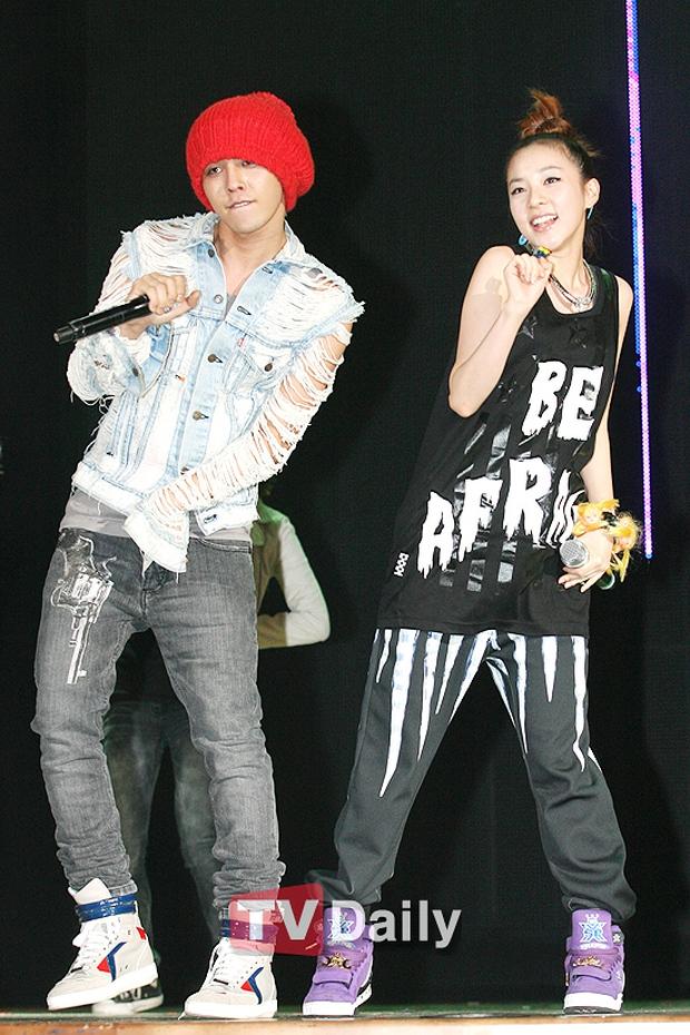 Dara trở thành khách mời đặc biệt trong concert của G-Dragon - Ảnh 1.