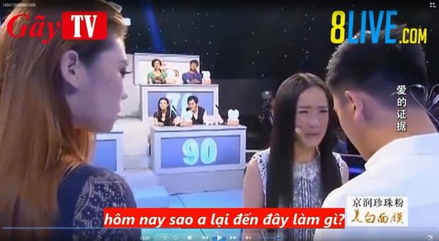 Đưa bạn gái và bồ cùng lên gameshow truyền hình, sự lựa chọn của chàng trai khiến nhiều người bất ngờ - Ảnh 2.