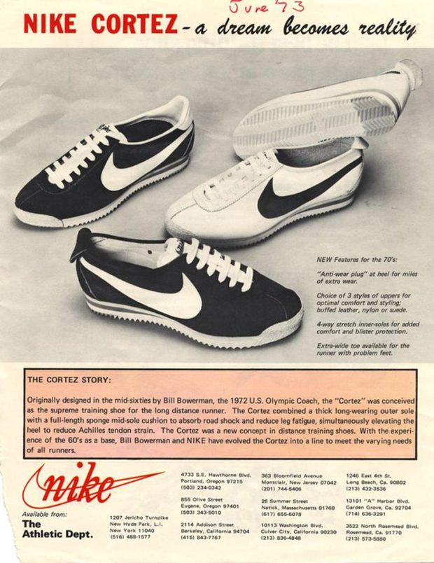 Lịch sử 45 năm của Nike Cortez - Mẫu giày vạn người mê, đặt nền móng và đưa Nike trở thành thương hiệu toàn cầu - Ảnh 16.