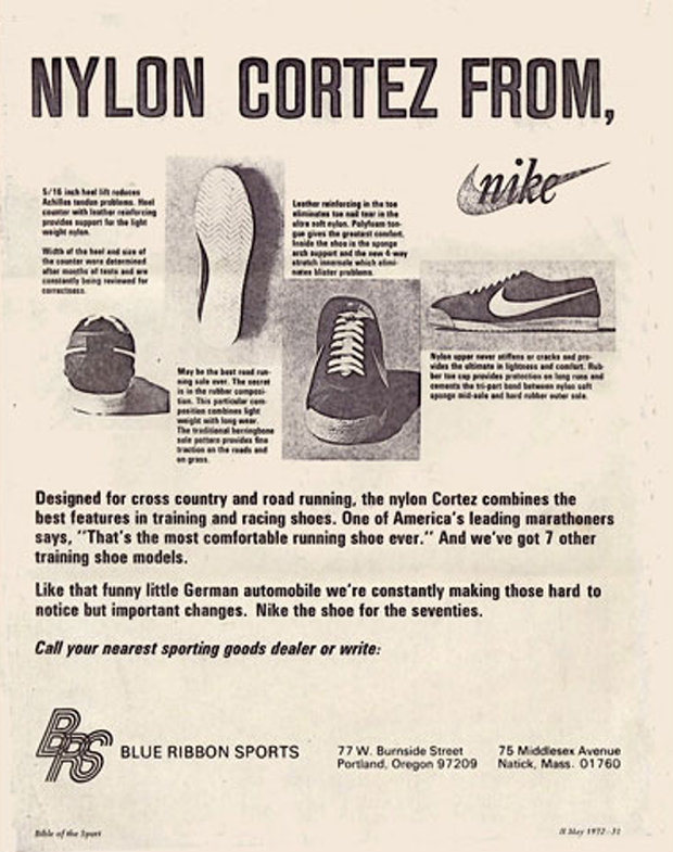 Lịch sử 45 năm của Nike Cortez - Mẫu giày vạn người mê, đưa Nike trở thành thương hiệu đồ thể thao toàn cầu - Ảnh 17.
