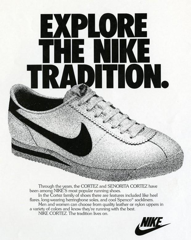 Lịch sử 45 năm của Nike Cortez - Mẫu giày vạn người mê, đưa Nike trở thành thương hiệu đồ thể thao toàn cầu - Ảnh 37.