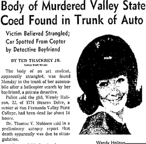 Vụ án cô gái mất tích bí ẩn sau 48 năm đã có lời giải nhờ... dấu tinh dịch - Ảnh 2.