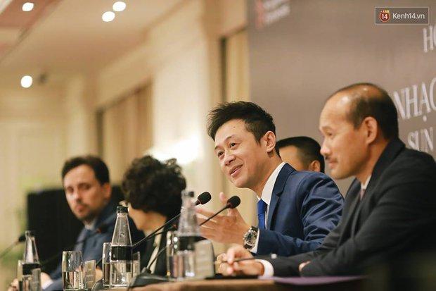 MC Anh Tuấn làm Giám đốc điều hành Dàn nhạc giao hưởng ở Hà Nội - Ảnh 3.