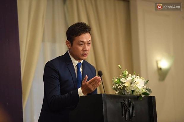 MC Anh Tuấn làm Giám đốc điều hành Dàn nhạc giao hưởng ở Hà Nội - Ảnh 5.