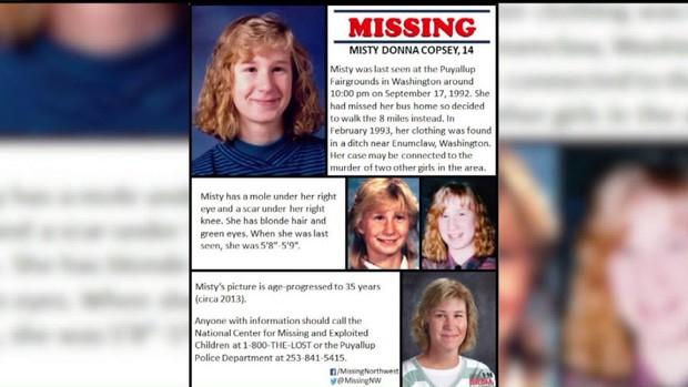 Mất tích cách đây 25 năm, cô gái bỗng xuất hiện và gửi những dòng tin đặc biệt lên mạng xã hội - Ảnh 9.