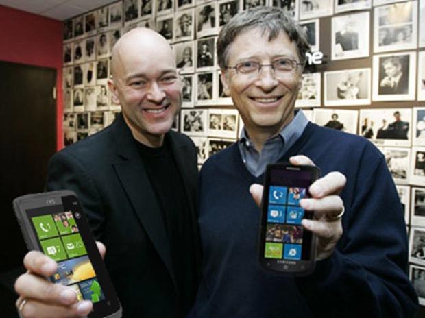 Săm soi smartphone của các ông lớn công nghệ thế giới - Ảnh 3.