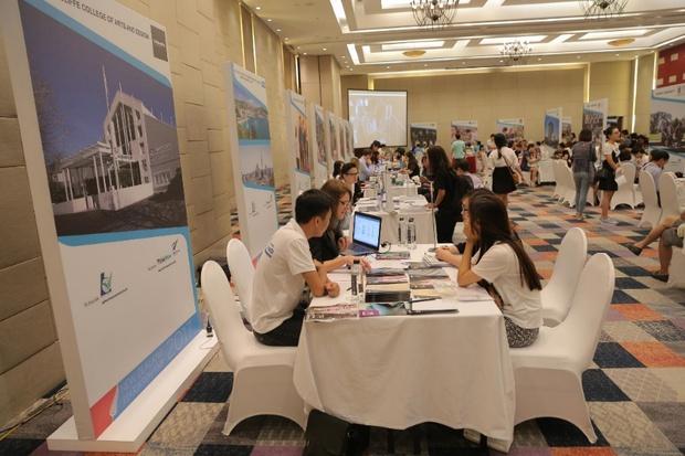 Hơn 35 trường hàng đầu New Zealand vừa tham gia Triển lãm Giáo dục tại Việt Nam - Ảnh 2.