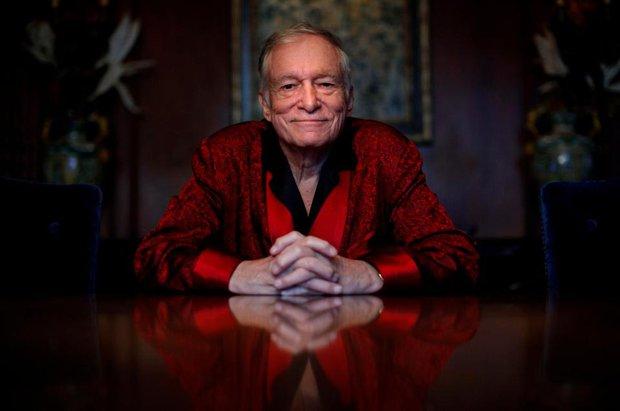 Chuyện thừa kế gia tài bạc tỷ của ông chủ tạp chí Playboy: Người nhận tất cả, người không đồng nào - Ảnh 1.
