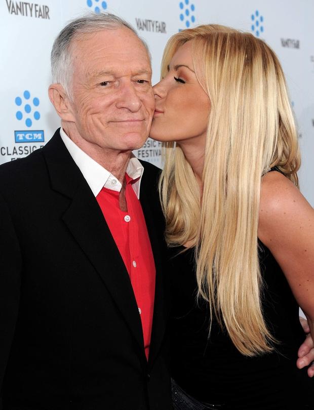 Chuyện thừa kế gia tài bạc tỷ của ông chủ tạp chí Playboy: Người nhận tất cả, người không đồng nào - Ảnh 2.