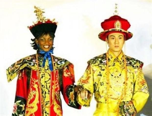 Hoàng hậu da đen độc nhất lịch sử Trung Hoa: Một bước từ nô tì dệt vải lên làm mẫu nghi thiên hạ - Ảnh 1.