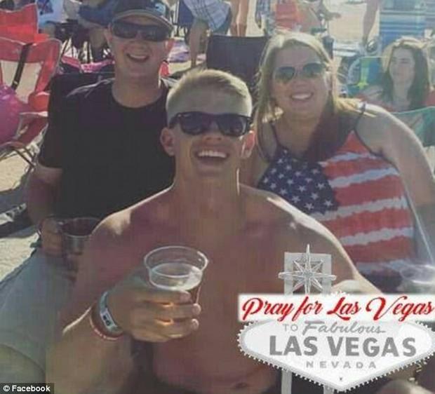 Không chỉ lấy thân làm lá chắn trong vụ xả súng Las Vegas, chàng trai này còn có hành động khiến nhiều người khâm phục - Ảnh 2.