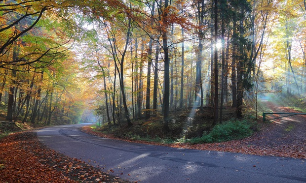 Một vòng Trái đất những địa điểm tuyệt đẹp để du ngoạn mùa thu - Ảnh 1.