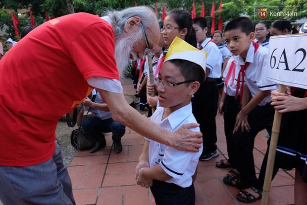 PGS Văn Như Cương: Cả đời vì sự nghiệp giáo dục, được biết bao thế hệ học sinh kính trọng, yêu mến và ngưỡng mộ - Ảnh 4.