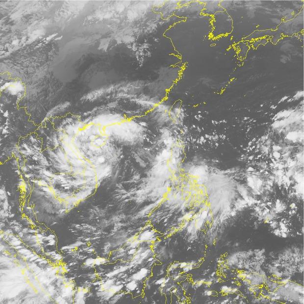 Áp thấp nhiệt đới khả năng mạnh thành bão, đi vào đất liền các tỉnh từ Hà Tĩnh đến Quảng Trị  - Ảnh 2.