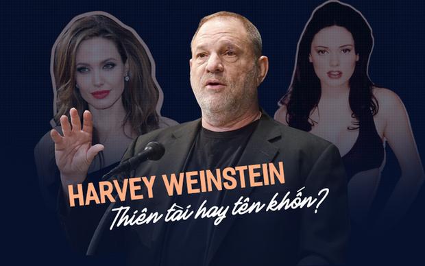 Ông trùm nghiện sex Harvey Weinstein hay câu chuyện về những bóng đen tình dục ở Hollywood - Ảnh 1.