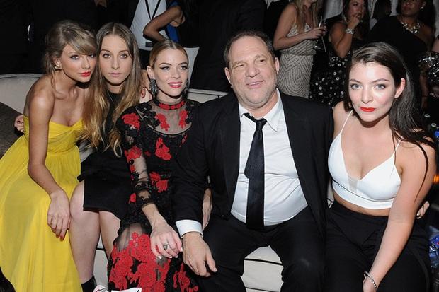 Ông trùm nghiện sex Harvey Weinstein hay câu chuyện về những bóng đen tình dục ở Hollywood - Ảnh 2.