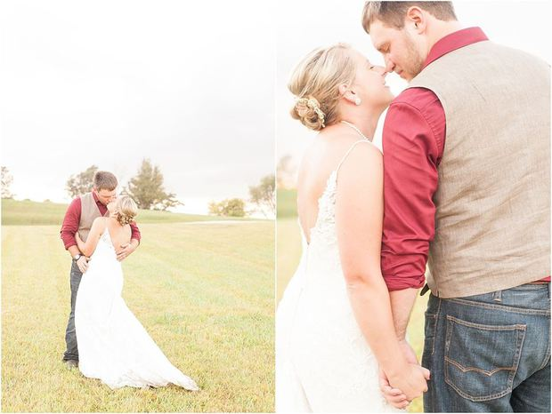 """Cầu hôn và trao lời thề nguyện với cả hai chị em gái, đám cưới """"tay ba"""" này đã làm cho quan khách xúc động rơi lệ - Ảnh 7."""