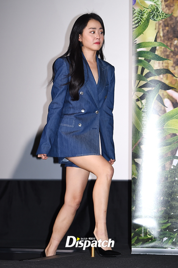 Em gái quốc dân Moon Geun Young ngày càng hở bạo, khoe đôi chân nuột bất ngờ - Ảnh 1.
