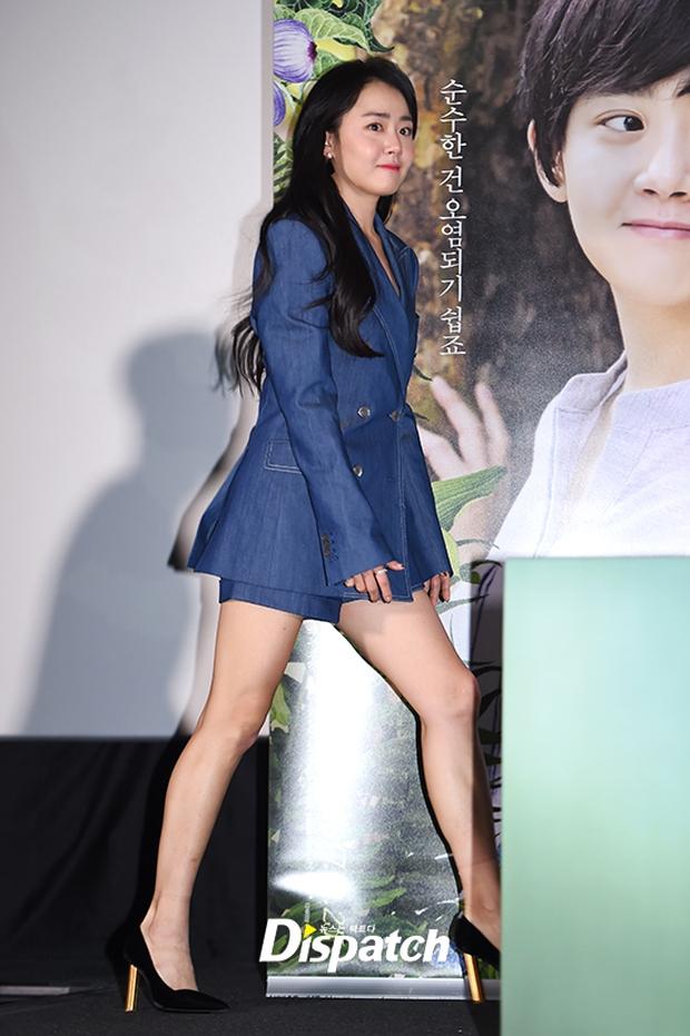 Em gái quốc dân Moon Geun Young ngày càng hở bạo, khoe đôi chân nuột bất ngờ - Ảnh 2.