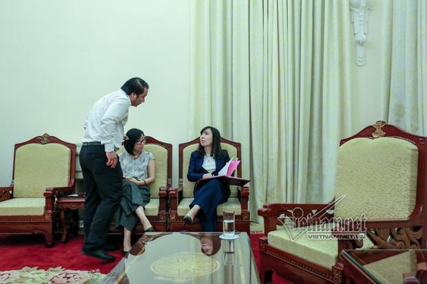Điều chưa biết về nữ phát ngôn viên Bộ Ngoại giao - Ảnh 13.
