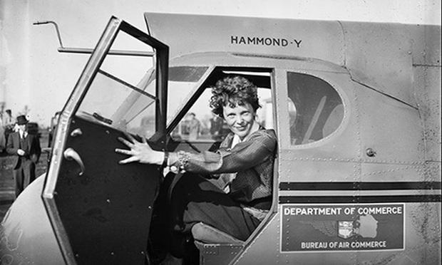 Vụ mất tích bí ẩn chấn động thế giới: Phi công huyền thoại Amelia Earhart mãi nằm xuống đáy Thái Bình Dương - Ảnh 2.