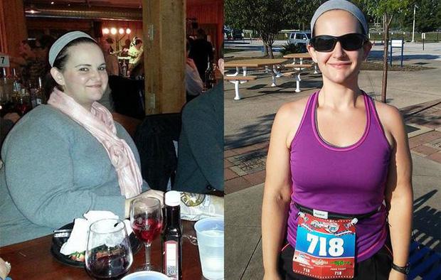 """""""Tôi đã giảm được 66kg và nhận ra rằng đây chỉ là chuyện nhỏ, có thứ khác còn quan trọng hơn cả giảm cân"""" - Ảnh 2."""