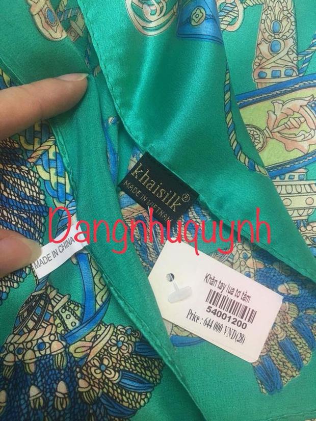 """Khải Silk cuối cùng đã lên tiếng xin lỗi, thừa nhận bán lụa """"made in China"""" từ những năm 90 - Ảnh 1."""
