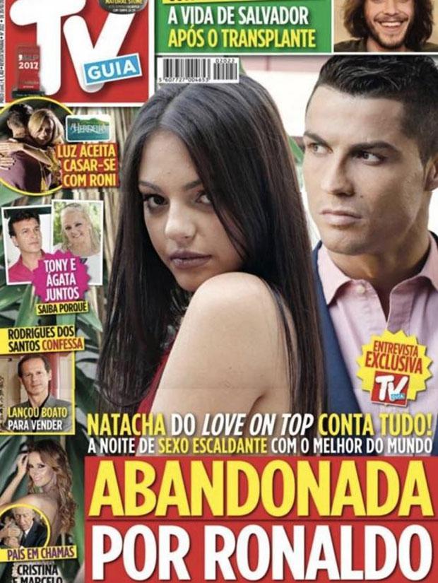 SCANDAL: Ronaldo lừa dối bạn gái mang thai, qua đêm với nữ sinh - Ảnh 1.