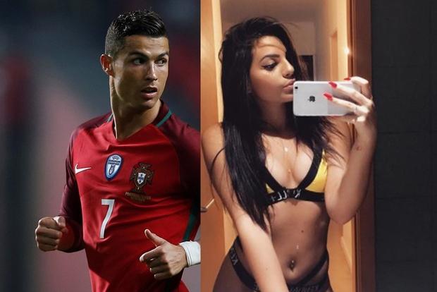 SCANDAL: Ronaldo lừa dối bạn gái mang thai, qua đêm với nữ sinh - Ảnh 2.