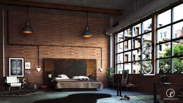 14 mẫu phòng ngủ rộng rãi dành cho người yêu kiến trúc - Ảnh 1.