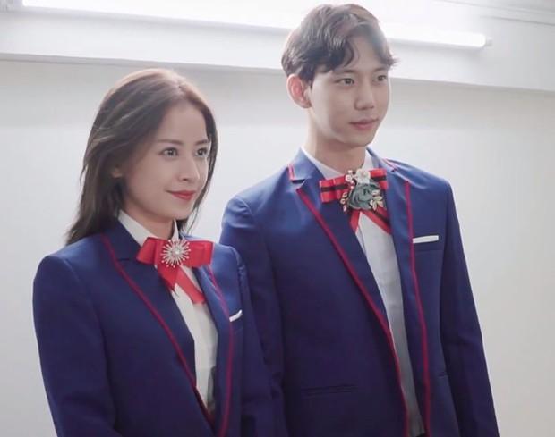Chi Pu vướng nghi vấn hẹn hò bạn diễn Hàn Quốc trong MV Cho ta gần hơn - Ảnh 5.