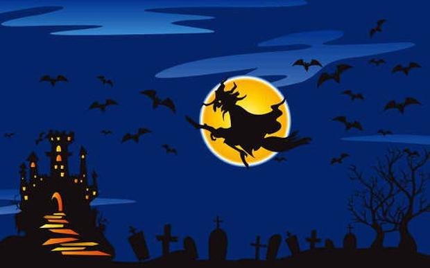 Lạnh người trước ý nghĩa ma quái của các biểu tượng Halloween - Ảnh 2.