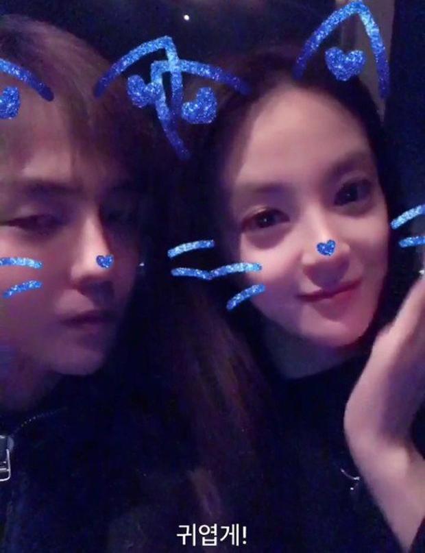 G-Dragon và cựu thành viên After School - Joo Yeon đang hẹn hò? - Ảnh 2.