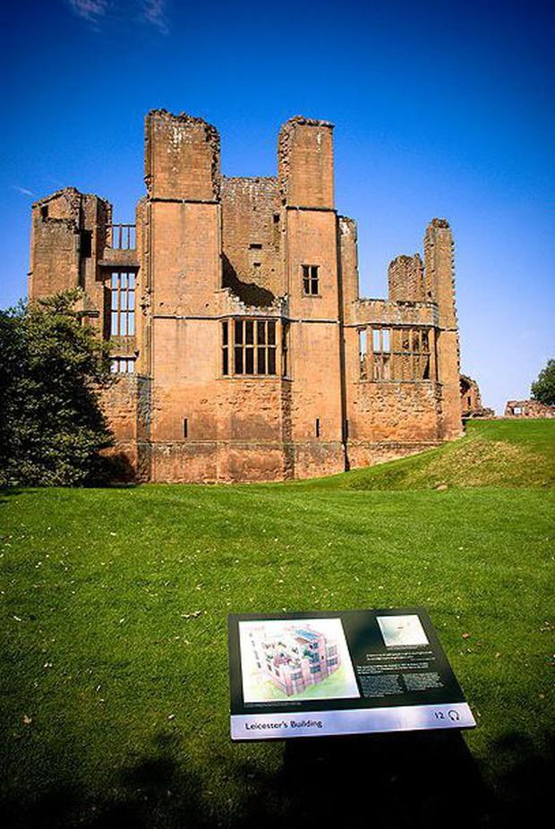 10 lâu đài ma ám đáng sợ nhất nước Anh: Bóng ác quỷ trong tiểu thuyết kinh dị Dracula - Ảnh 2.