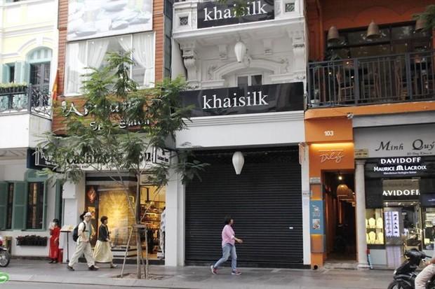 Thực hư chuyện cấm xuất cảnh ông chủ Khaisilk - Ảnh 1.