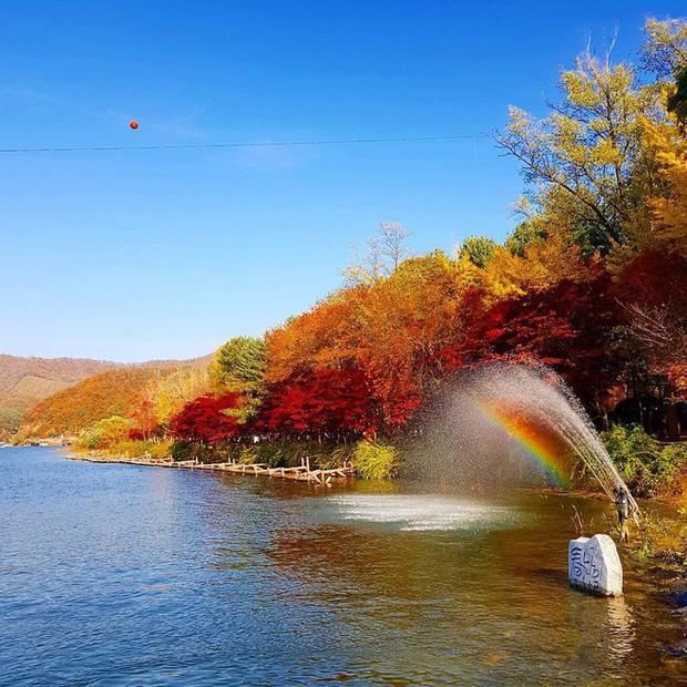 5 điểm đến mùa thu sẽ khiến bạn ngất ngây vì phong cảnh đẹp như trong mơ - Ảnh 2.