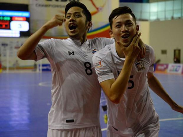Thái Lan lần thứ 13 vô địch futsal Đông Nam Á - Ảnh 1.