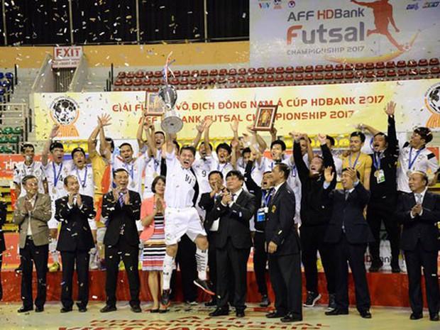 Thái Lan lần thứ 13 vô địch futsal Đông Nam Á - Ảnh 2.