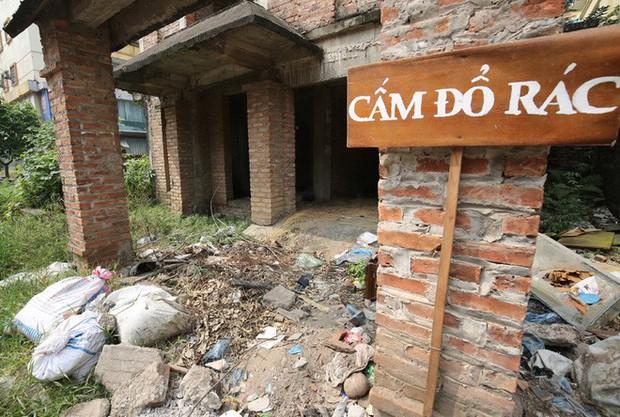 Hà Nội: Biệt thự triệu đô biến thành nơi chích ma túy, kim tiêm vứt thành đống - Ảnh 1.