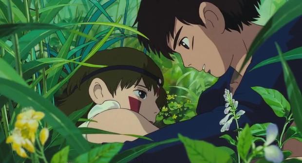 5 câu chuyện tình hay nhất của Studio Ghibli - Ảnh 2.