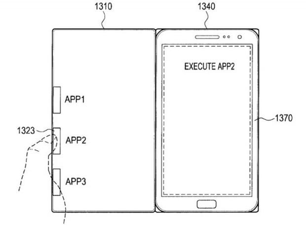 Samsung đăng ký bằng sáng chế loại phụ kiện mang tính cách mạng cho Galaxy S9 - Ảnh 2.