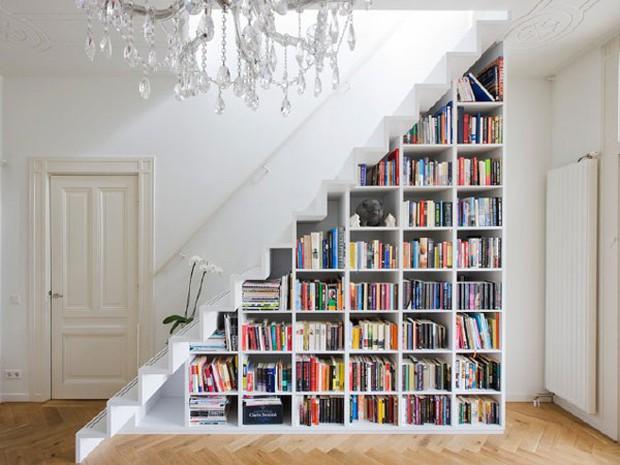 15 ý tưởng nội thất tận dụng gầm cầu thang vừa hiệu quả, vừa đẹp - Ảnh 1.