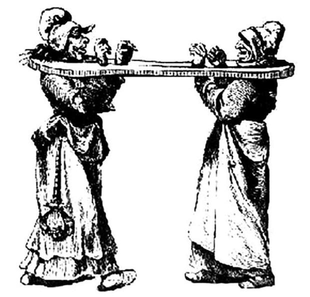 Những hình phạt tàn nhẫn dành riêng cho phụ nữ ở thời Trung Cổ khiến nhiều người run sợ - Ảnh 2.
