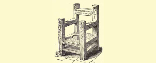 Những hình phạt tàn nhẫn dành riêng cho phụ nữ ở thời Trung Cổ khiến nhiều người run sợ - Ảnh 3.