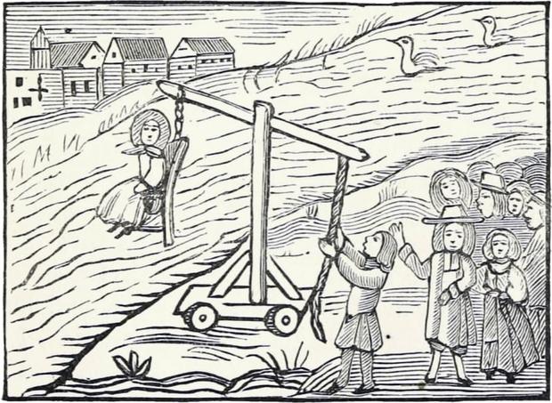 Những hình phạt tàn nhẫn dành riêng cho phụ nữ ở thời Trung Cổ khiến nhiều người run sợ - Ảnh 4.