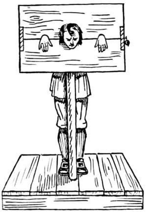 Những hình phạt tàn nhẫn dành riêng cho phụ nữ ở thời Trung Cổ khiến nhiều người run sợ - Ảnh 5.